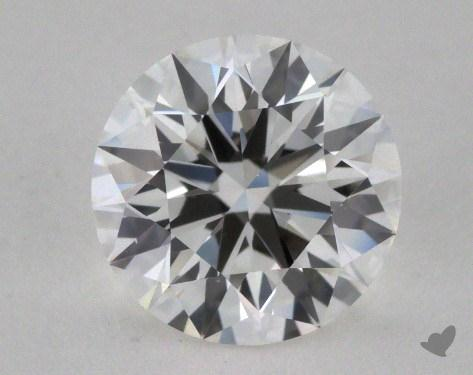 1.23 Carat F-VS1 Excellent Cut Round Diamond