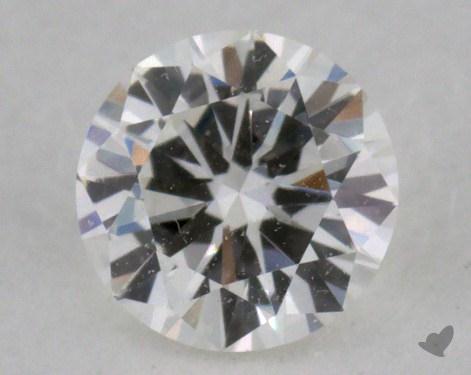 0.30 Carat G-VVS2 Good Cut Round Diamond