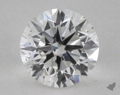 1.49 Carat F-SI2 Very Good Cut Round Diamond