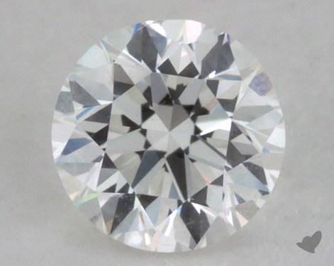 0.31 Carat E-VS2 Very Good Cut Round Diamond