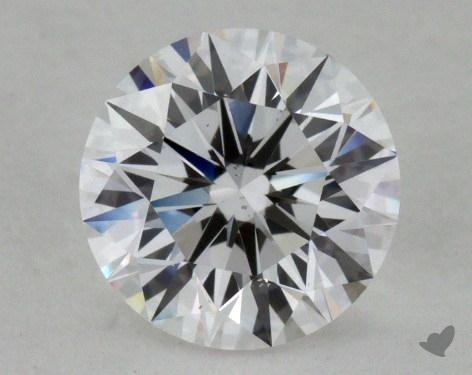 1.00 Carat D-VS2 Excellent Cut Round Diamond