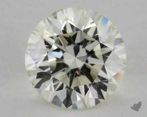 2.01 Carat K-SI1 Excellent Cut Round Diamond