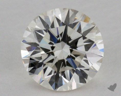 1.41 Carat J-VS2 Very Good Cut Round Diamond