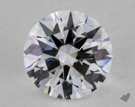 1.37 Carat D-VS1 Excellent Cut Round Diamond