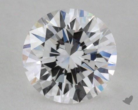 1.36 Carat D-IF Excellent Cut Round Diamond