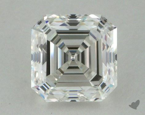 1.03 Carat H-VS2 Asscher Cut Diamond