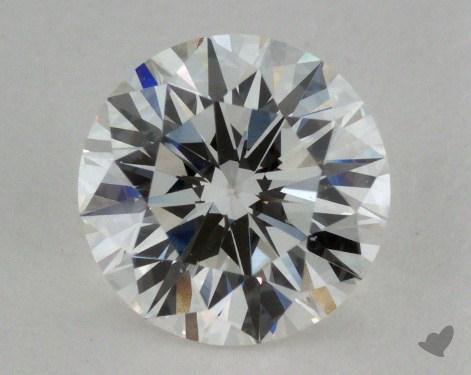 1.02 Carat G-VS2 Excellent Cut Round Diamond