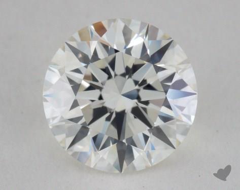 1.20 Carat I-VVS1 Excellent Cut Round Diamond