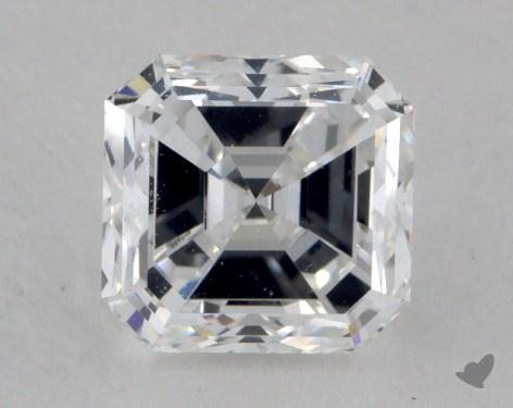 1.05 Carat E-VS1 Square Emerald Cut Diamond
