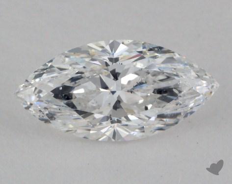 1.28 Carat E-SI2 Marquise Cut Diamond