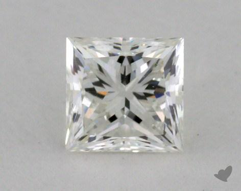 0.56 Carat H-VS2 Ideal Cut Princess Diamond