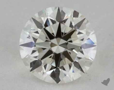 1.51 Carat J-VS1 Excellent Cut Round Diamond