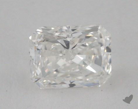 0.62 Carat G-VS2 Radiant Cut Diamond