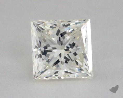 2.04 Carat J-VVS2 Ideal Cut Princess Diamond