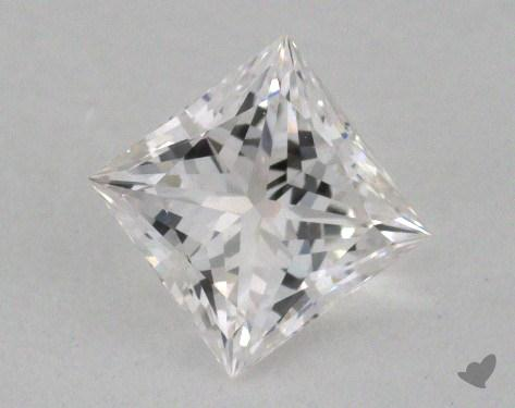0.51 Carat F-IF Ideal Cut Princess Diamond