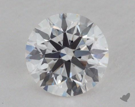 0.90 Carat F-VS1 Excellent Cut Round Diamond