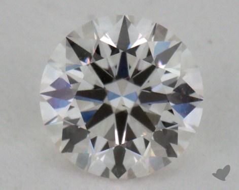 0.35 Carat I-VS2 Excellent Cut Round Diamond
