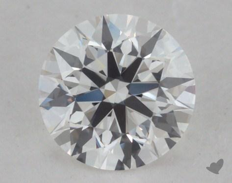 0.50 Carat G-VVS2 Very Good Cut Round Diamond