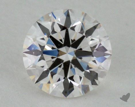0.74 Carat G-VS1 Excellent Cut Round Diamond