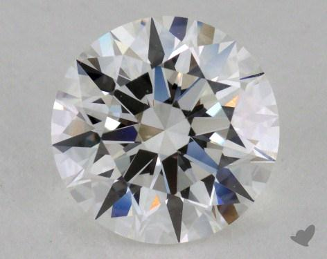 1.25 Carat F-VVS1 Excellent Cut Round Diamond