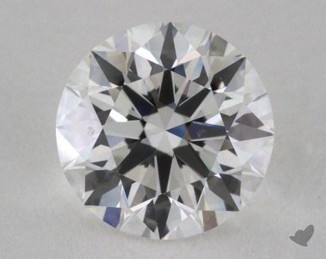 1.30 Carat F-VS1 Excellent Cut Round Diamond