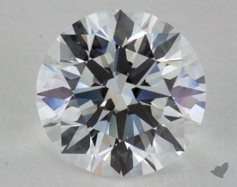 1.74 Carat E-VS1 Excellent Cut Round Diamond 