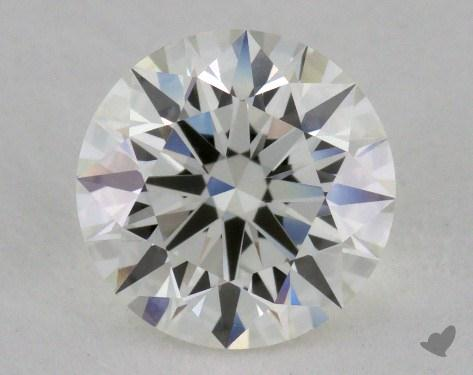 1.22 Carat J-VVS1 Excellent Cut Round Diamond