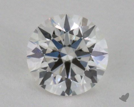 0.70 Carat G-VVS2 Excellent Cut Round Diamond