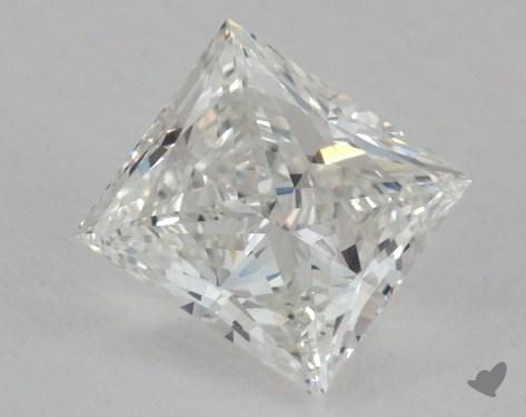 1.01 Carat G-SI1 Very Good Cut Princess Diamond