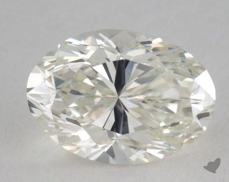 1.51 Carat I-VS1 Oval Cut  Diamond