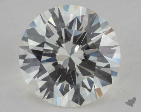 2.09 Carat J-VS1 Round Diamond
