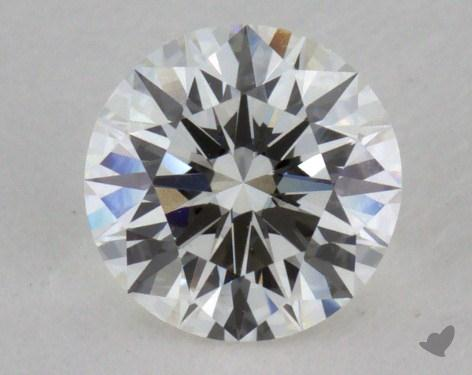 0.62 Carat F-VVS2 Excellent Cut Round Diamond