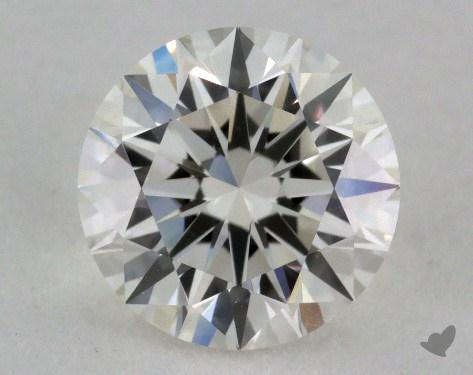 1.10 Carat J-VVS2 Excellent Cut Round Diamond