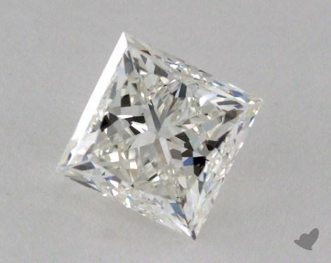 1.19 Carat G-VVS2 Very Good Cut Princess Diamond