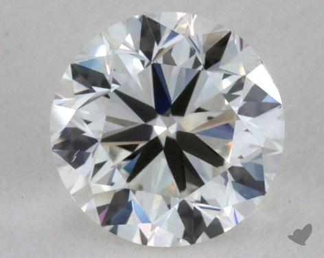 0.80 Carat H-VS2 Good Cut Round Diamond