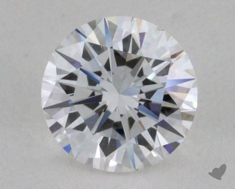 0.71 Carat E-VS1 Very Good Cut Round Diamond