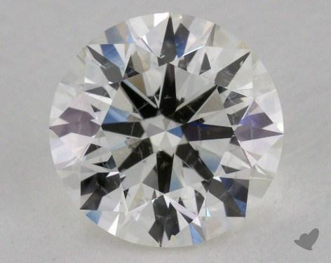 2.30 Carat J-SI2 Excellent Cut Round Diamond