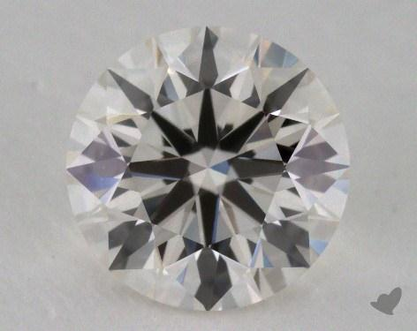 1.30 Carat J-VS1 Excellent Cut Round Diamond