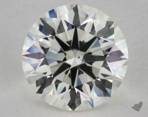 1.17 Carat J-VS2 Excellent Cut Round Diamond