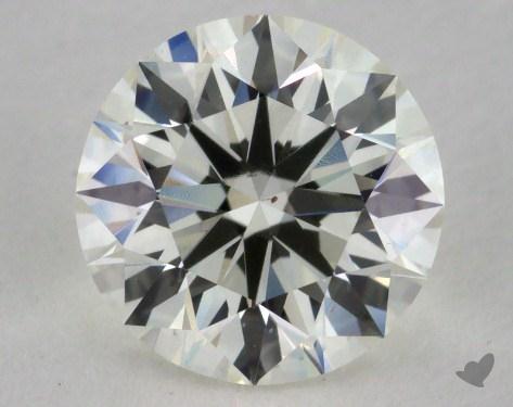 1.17 Carat J-VS2 Excellent Cut Round Diamond