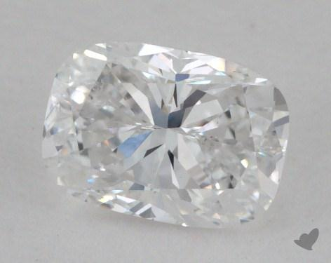 0.51 Carat D-VS2 Cushion Cut Diamond