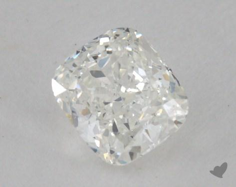 0.58 Carat H-VS2 Cushion Cut Diamond