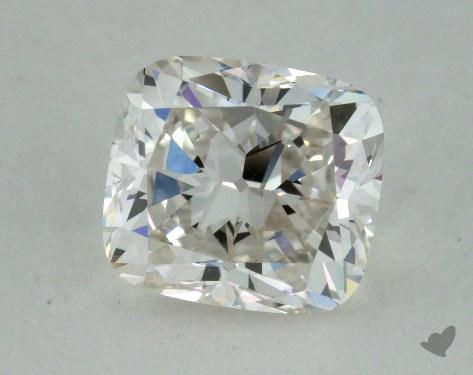 1.51 Carat H-VS1 Cushion Cut Diamond