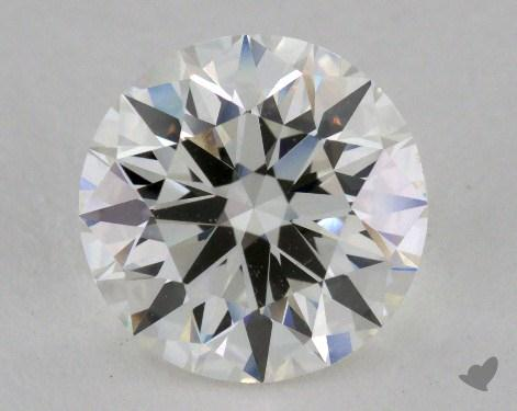 2.04 Carat I-VS1 Excellent Cut Round Diamond