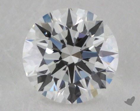 0.50 Carat E-SI1 Excellent Cut Round Diamond