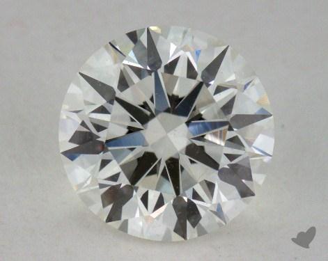 1.86 Carat J-VS2 Excellent Cut Round Diamond