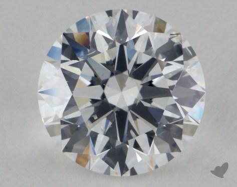 2.08 Carat G-SI2 Excellent Cut Round Diamond