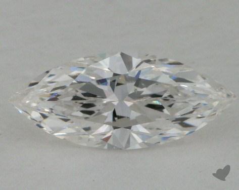 0.86 Carat F-SI1 Marquise Cut Diamond