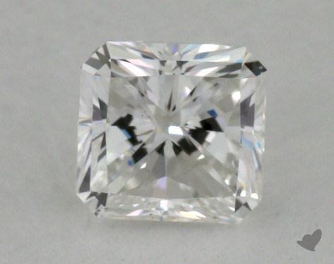 0.47 Carat F-VS2 Good Cut Princess Diamond