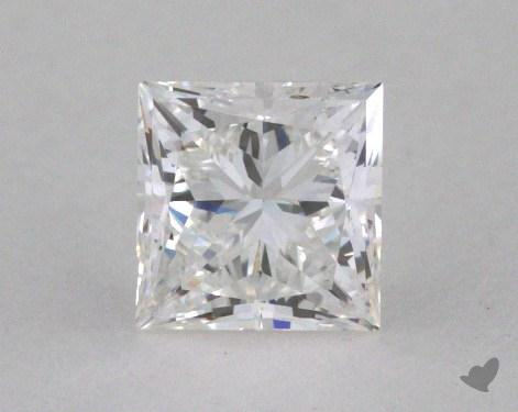 0.55 Carat G-VS1 Ideal Cut Princess Diamond